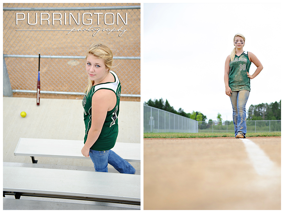 Bemidji High School Softball Photographer