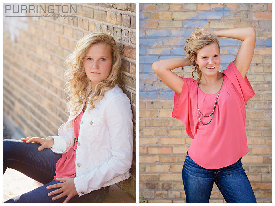 Pose and outfit ideas for high school senior © Purrington Photography www.PurringtonPhotography.com Bemidji Northern Minnesota MN Senior Portrait Photographer